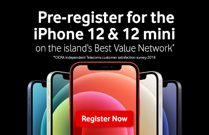 Apple iPhone 12 - coming soon. Register here