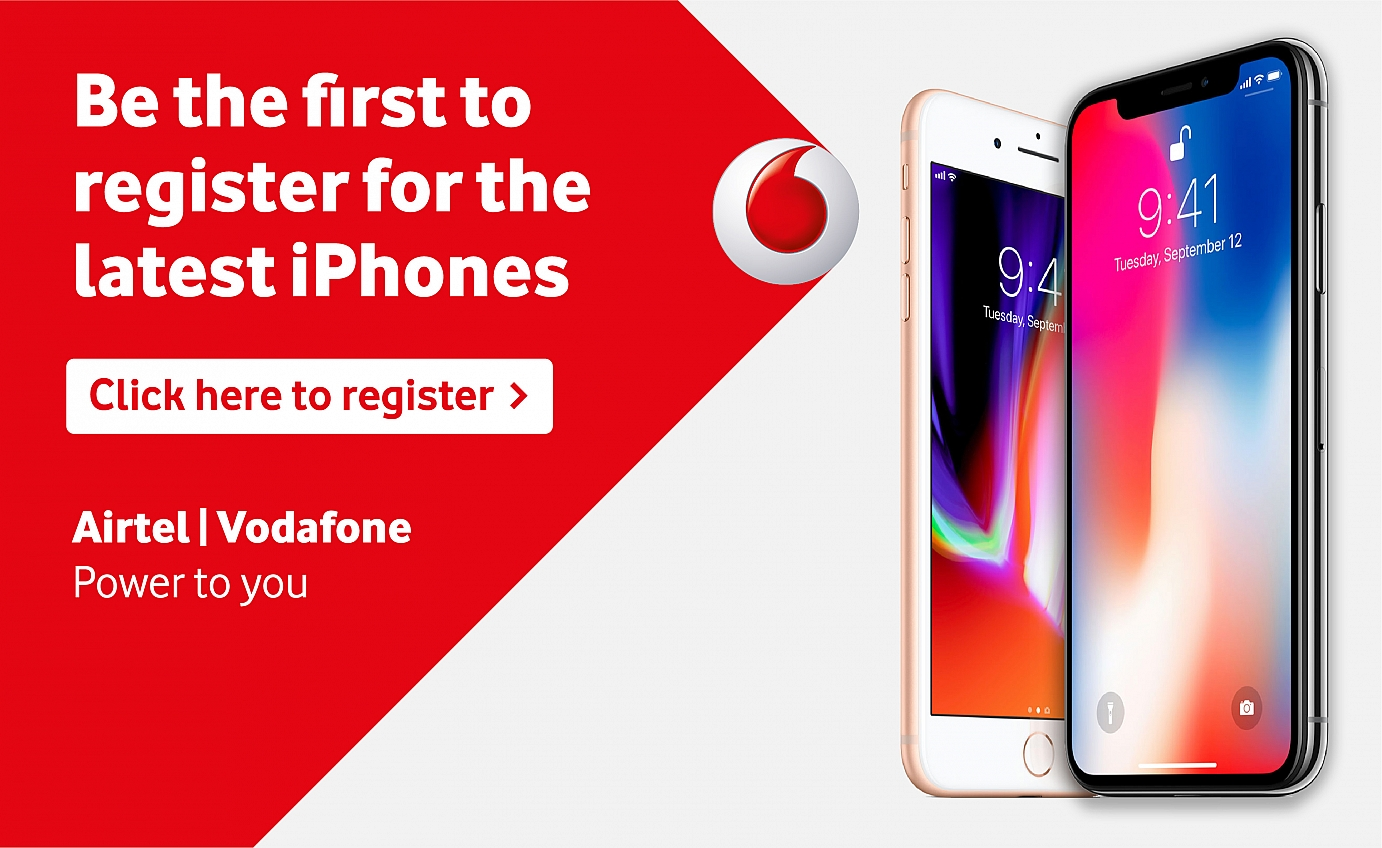 iPhone X Registration