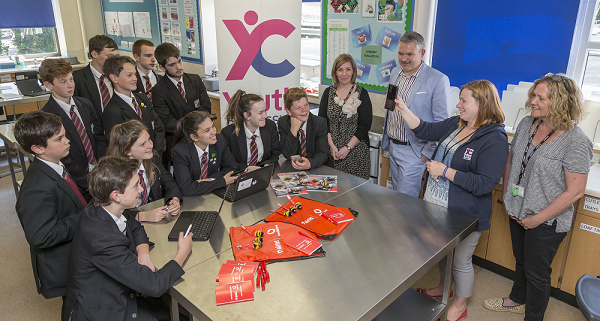 Youth Commission for Guernsey and Alderney launches internet safety partnership with Airtel-Vodafone