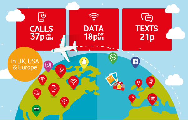 Roaming | Our network | Discover | Airtel-Vodafone