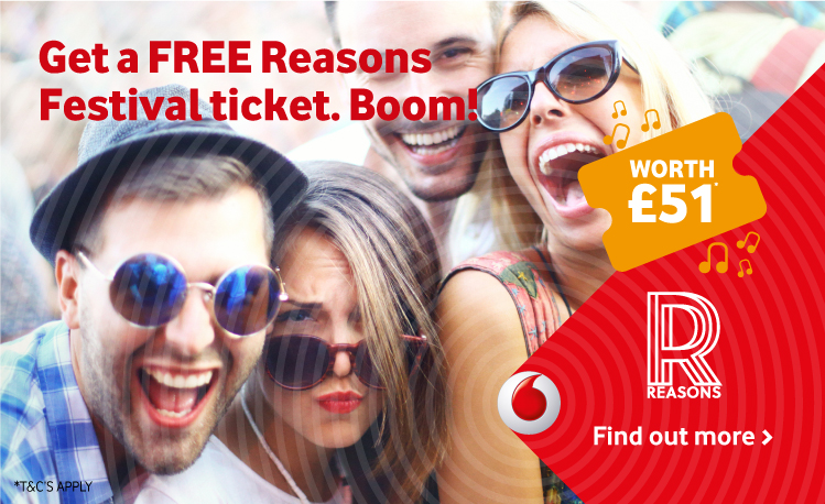 Free Reasons Ticket